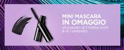 Offerte Mascara nella volantino di Kiko a Milano