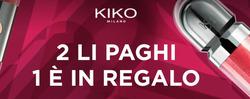 Coupon Kiko a Bassano del Grappa ( 3  gg pubblicati )
