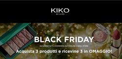 Coupon Kiko a Lucca ( Scade oggi )