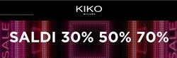 Coupon Kiko a Legnago ( Per altri 4 giorni )