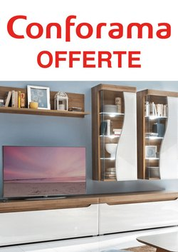 Offerte Tutto per la casa e Arredamento nella volantino di Conforama a Giarre ( Pubblicato oggi )