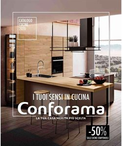Offerte Tutto per la casa e Arredamento nella volantino di Conforama a San Benedetto del Tronto ( Più di un mese )