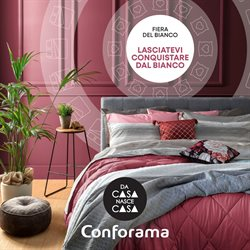 Offerte Tutto per la casa e Arredamento nella volantino di Conforama a Padova ( Per altri 10 giorni )