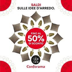 Offerte Tutto per la casa e Arredamento nella volantino di Conforama a Padova ( Per altri 17 giorni )