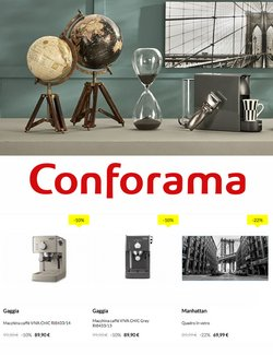 Catalogo Conforama a Milano ( Scaduto )