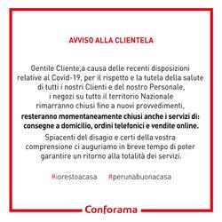 Coupon Conforama a Treviso ( Pubblicato oggi )