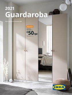 Offerte di Tutto per la casa e Arredamento nella volantino di IKEA ( Pubblicato ieri)