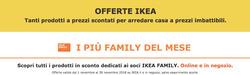 Offerte di IKEA nella volantino di Milano
