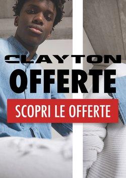 Offerte di Clayton nella volantino di Clayton ( Pubblicato ieri)
