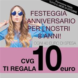 Offerte di CVG Moda nella volantino di Milano