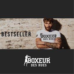 Offerte di Boxeur des rues nella volantino di Boxeur des rues ( Pubblicato oggi)