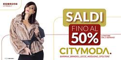 Offerte di CityModa nella volantino di Bari