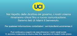 Coupon Uci Cinema a San Giovanni Lupatoto ( Per altri 2 giorni )