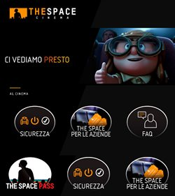 Catalogo The Space Cinema ( Più di un mese )