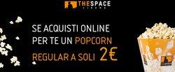 Offerte di The Space Cinema nella volantino di The Space Cinema ( Per altri 12 giorni)