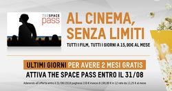 Offerte di The Space Cinema nella volantino di Brescia