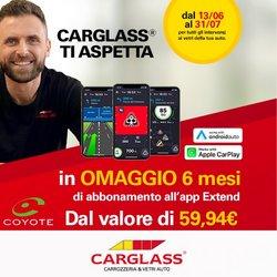 Offerte di Carglass nella volantino di Carglass ( Scaduto)