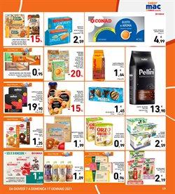 Offerte di Mirtilli a Supermac Supermercati