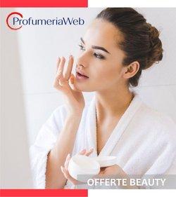 Offerte di Profumeria e Bellezza nella volantino di Profumeriaweb ( Scade oggi)