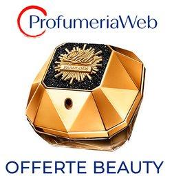 Offerte di Profumeriaweb nella volantino di Profumeriaweb ( Pubblicato oggi)