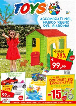 Catalogo Toys Center ( Per altri 19 giorni )