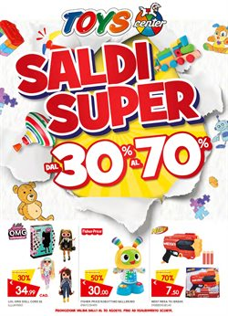 Catalogo Toys Center ( Per altri 18 giorni )