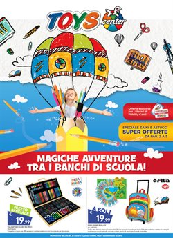 Catalogo Toys Center a Cesano Boscone ( Per altri 9 giorni )