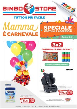 Offerte Infanzia e Giocattoli nella volantino di Toys Center a Vicenza ( Per altri 3 giorni )
