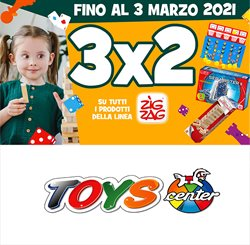 Catalogo Toys Center a Roma ( Per altri 4 giorni )