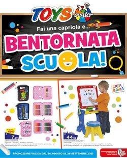 Offerte di Toys Center nella volantino di Toys Center ( Per altri 6 giorni)