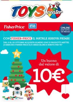 Offerte di Toys Center nella volantino di Vigevano