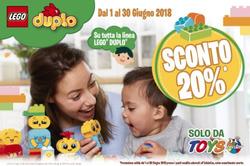 Offerte di Toys Center nella volantino di Roma
