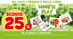 Coupon Toys Center a Palermo ( Per altri 25 giorni )