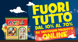 Coupon Toys Center a Crotone ( 3  gg pubblicati )
