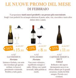 Offerte Caffetterie, ristoranti e pizzerie nella volantino di Eataly a Milano