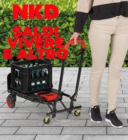 Offerte di NKD nella volantino di NKD ( Pubblicato ieri)