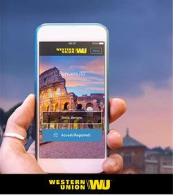 Catalogo Western Union ( Scaduto )