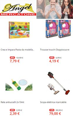 Catalogo Angel Mercatone ( Scaduto )