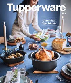 Offerte di portamerende nella volantino di Tupperware ( Pi霉 di un mese)