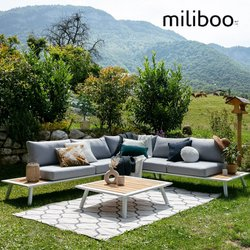 Offerte di Miliboo nella volantino di Miliboo ( Per altri 3 giorni)
