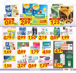 Offerte di Pampers a Coop Superstore