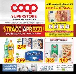 Offerte di Coop Superstore nella volantino di Coop Superstore ( Scaduto)