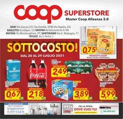 Catalogo Coop Superstore ( Scade oggi)