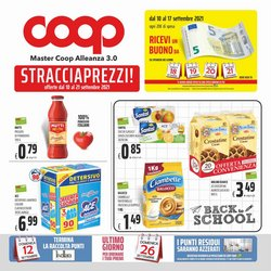 Offerte di Coop Superstore nella volantino di Coop Superstore ( Per altri 4 giorni)