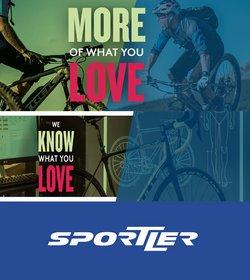 Offerte Sport nella volantino di SportLer a Milazzo ( Per altri 4 giorni )