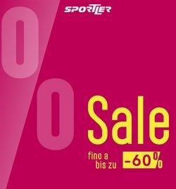 Offerte di Sport nella volantino di SportLer ( Per altri 8 giorni)