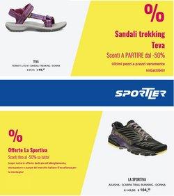 Offerte di SportLer nella volantino di SportLer ( Scade oggi)