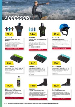 Offerte di Surf a Decathlon
