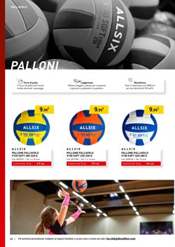 Offerte di Pallone a Decathlon