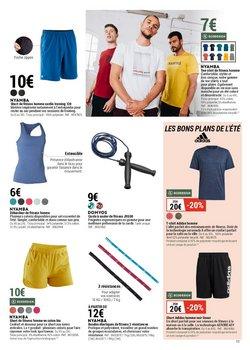Offerte di Adidas nella volantino di Decathlon ( Per altri 2 giorni)